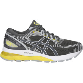 asics Gel-Nimbus 21 Shoes Dam dark grey/mid grey